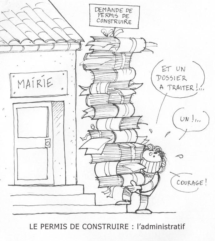 Guillaume lofi architecte dplg prestations pour for Quelle surface pour un permis de construire